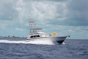 Used Bertram 60 Convertible Saltwater Fishing Boat For Sale