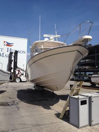 Used Grady-White Express 330 Walkaround Fishing Boat For Sale