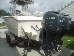 Used Kencraft 230 CC Center Console Fishing Boat For Sale