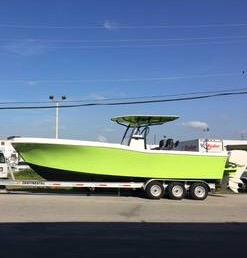 Used Mako 293 Center Console Fishing Boat For Sale