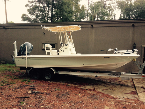 Used Edgewater 22015 Bay Boat For Sale