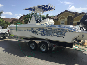 Used Glasstream 273 CC Center Console Fishing Boat For Sale