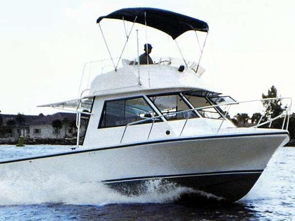 2004 Used Island Hopper 30 Cruiser Boat For Sale 97 000
