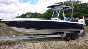 Used Concept 27 Saltwater Fishing Boat For Sale