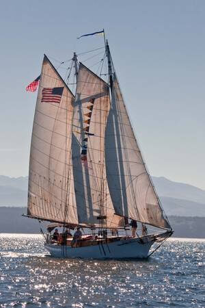Used Herreshoff Kia Ora Schooner Sailboat For Sale