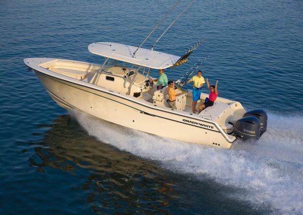 2016 new grady white canyon 336 center console fishing for Grady white fishing boats
