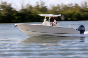 New Cobia Boats 277CC Bay Boat For Sale