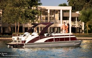 New Bennington Marine 2575 QSB Pontoon Boat For Sale
