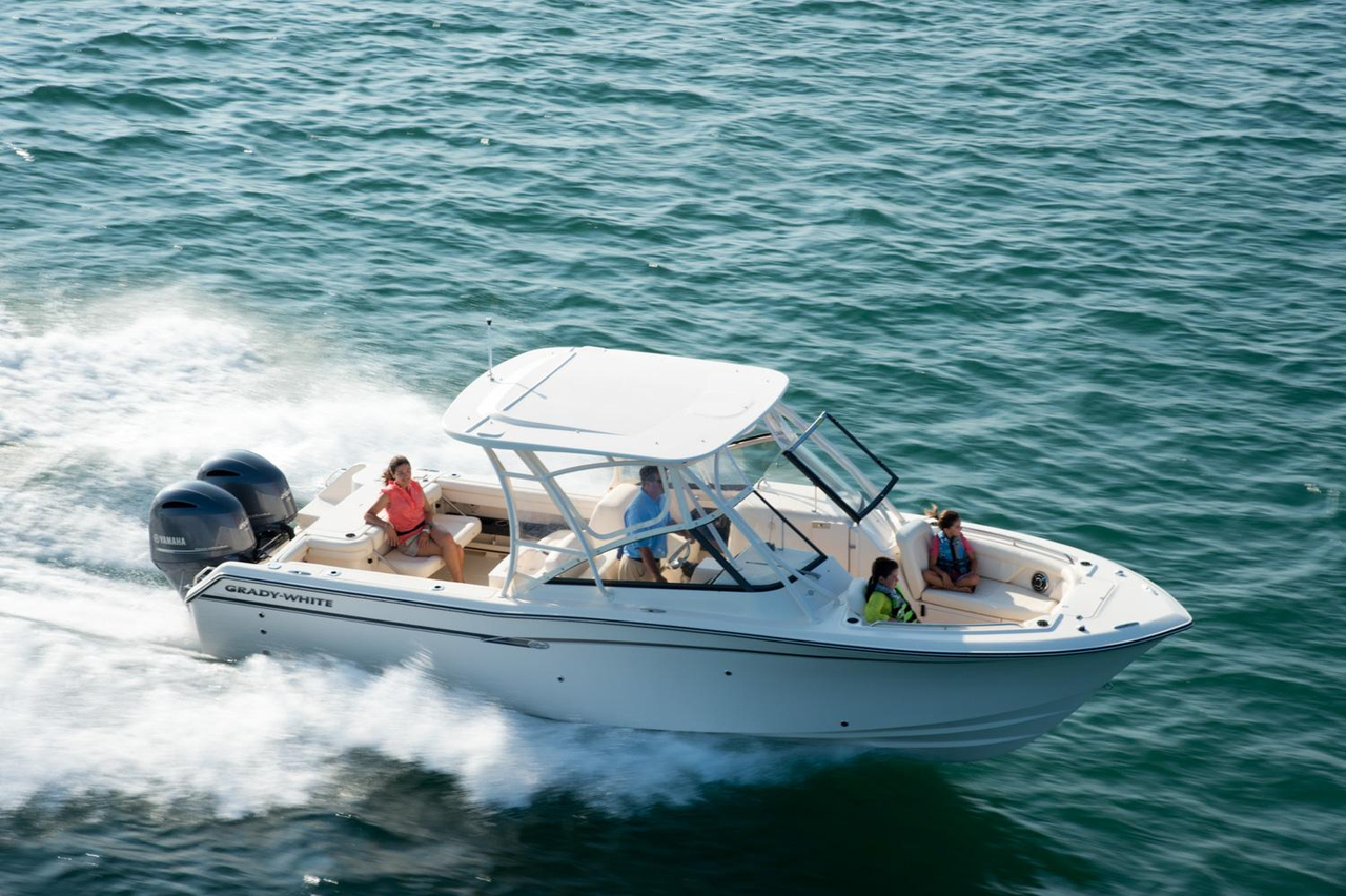 2016 new grady white freedom 275 dual console boat for. Black Bedroom Furniture Sets. Home Design Ideas