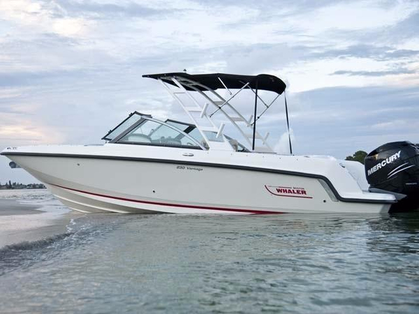 New Boston Whaler 230 Vantage Dual Console Boat For Sale