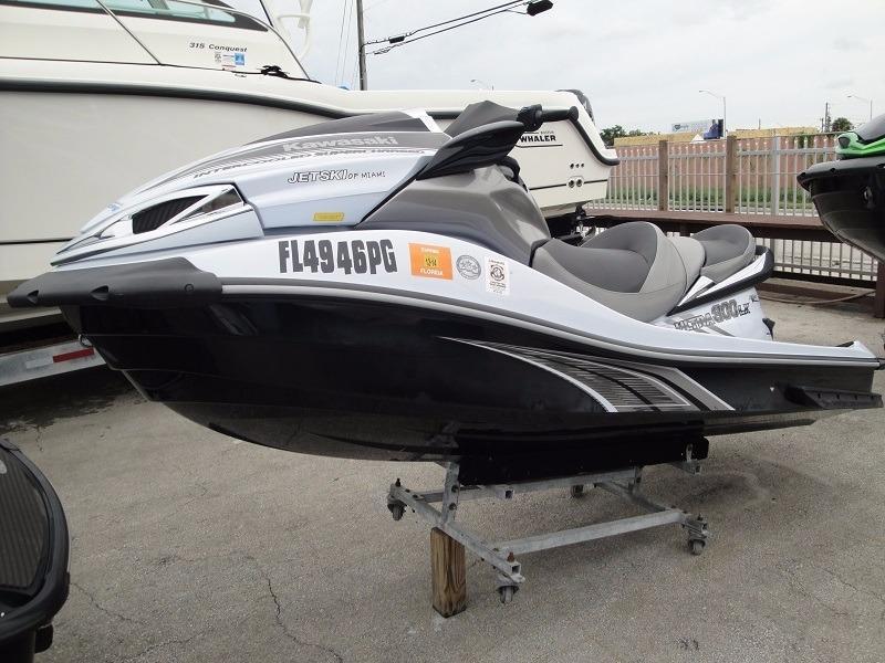 2012 used kawasaki jet ski ultra 300lx personal watercraft for sale 9 999 miami fl. Black Bedroom Furniture Sets. Home Design Ideas