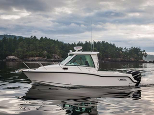 New Boston Whaler 285 Conquest Pilothouse Boat For Sale