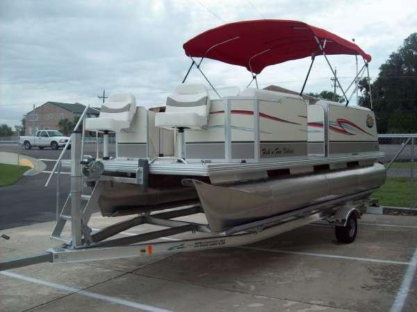 New Fiesta Marine FISH N FUN DLX 18 Pontoon Boat For Sale