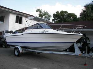 Used Bayliner 20 Cuddy Aft Cabin Boat For Sale