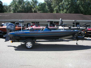 New Stratos 176 VLO Bass Boat For Sale