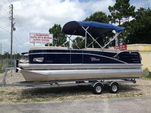 New Tahoe Pontoons 20 ft. Cascade Cruise Pontoon Boat For Sale