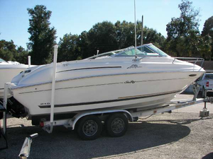 Used Sea Ray 215 Express Cruiser Aft Cabin Boat For Sale
