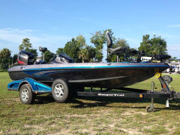 New Ranger Z118 C Bass Boat For Sale