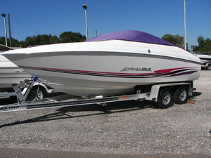 Used Wellcraft Excalibur 20 Aft Cabin Boat For Sale