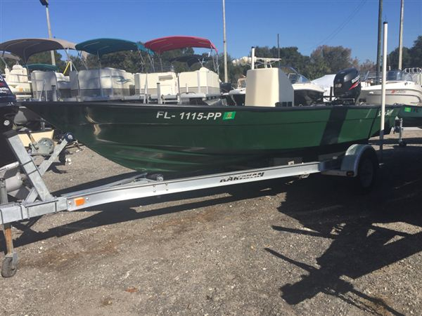 Used Siesta Skiff 1717 Skiff Boat For Sale