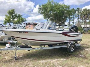 Used Triton 186 Fishunter186 Fishunter Dual Console Boat For Sale