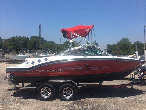 Used Chaparral 204 Xtreme204 Xtreme Bowrider Boat For Sale