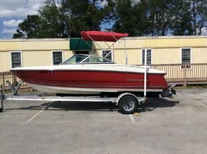 Used Monterey 180FS180FS Bowrider Boat For Sale
