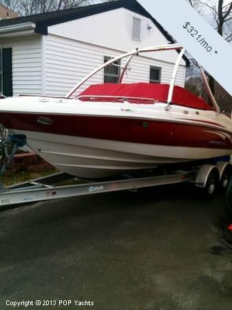 Used Chaparral 210 SSI Ski and Wakeboard Boat For Sale