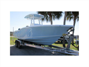 New Tidewater Boats 252 CC Center Console Fishing Boat For Sale