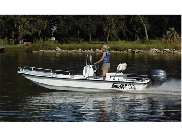 New Carolina Skiff 1650 Center Console Fishing Boat For Sale