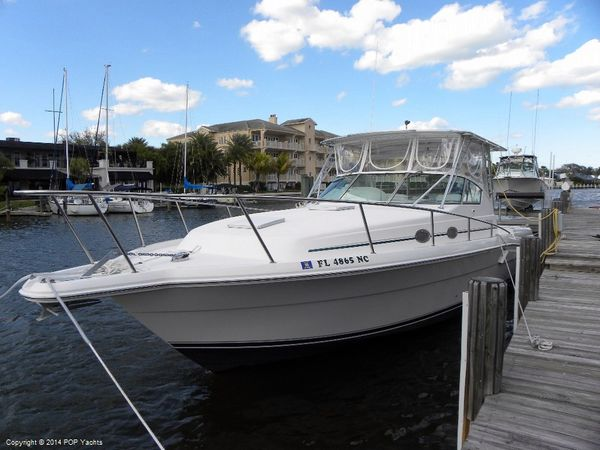 Used Stamas 370 Express Cruiser Boat For Sale