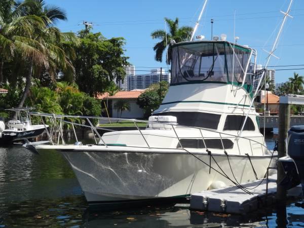 Used Dorado 40 Sports Fishing Boat For Sale