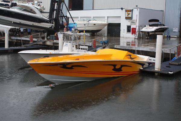Used Midnight Express 38 High Performance Boat For Sale