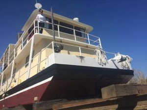 Used Reilly Danos House Boat For Sale