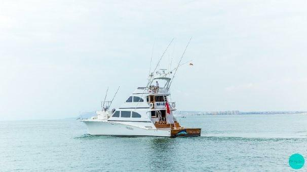 1995 used lydia yachts sport fish sports fishing boat for for Sport fishing boats for sale by owner