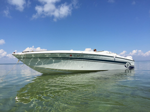 Used Cigarette 31 Bullet High Performance Boat For Sale