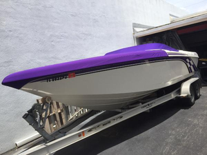 Used Checkmate Boats Inc High Performance Boat For Sale