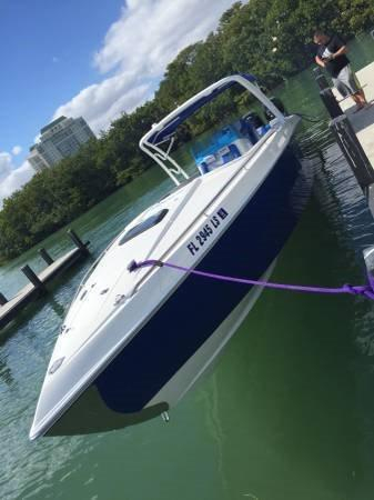 Used Scarab super sport Center Console Fishing Boat For Sale