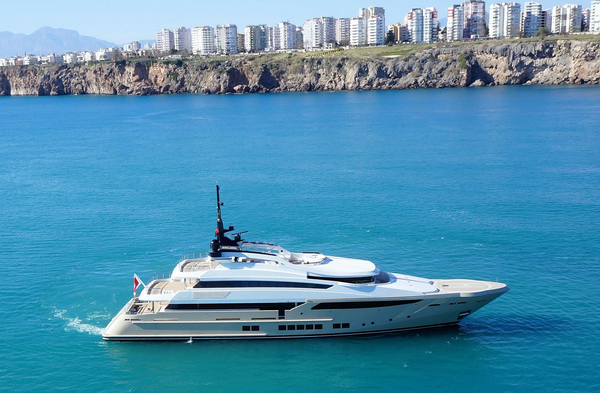 Used Gentech 46M Motor Yacht For Sale