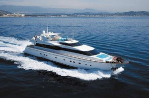 Used Falcon Yachts 101 Motor Yacht For Sale