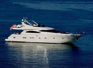 Used Astondoa 72 GLX Cruiser Boat For Sale