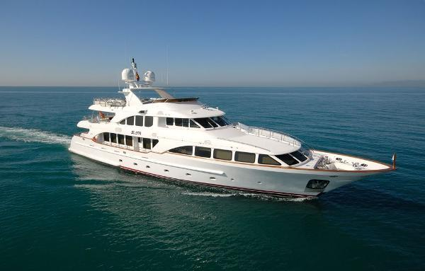 Used Benetti classic 120 Motor Yacht For Sale