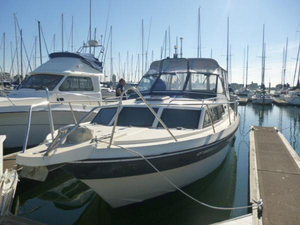 Used Scand TAMD 31L Cruiser Boat For Sale