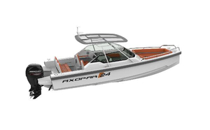 New Axopar 24 TT Bowrider Boat For Sale