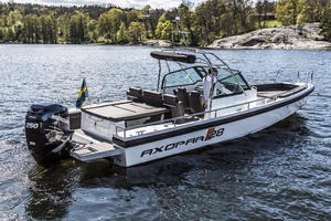 New Axopar 28 OC Center Console Fishing Boat For Sale