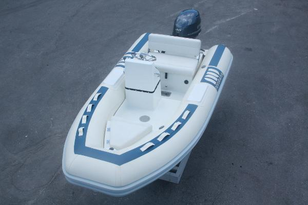 New Novurania 360 DL Tender Boat For Sale