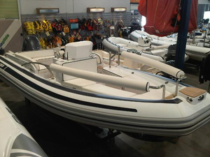 New Novurania LX 650 Tender Boat For Sale