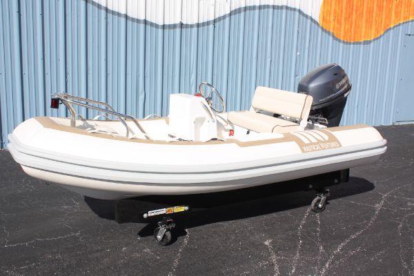 New Novurania 335DL Tender Boat For Sale