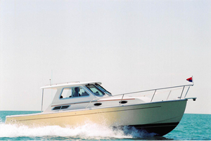 Used Back Cove 29 Cruiser Boat For Sale