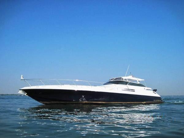 Used Heesen 12V183TE93 Express Cruiser Boat For Sale
